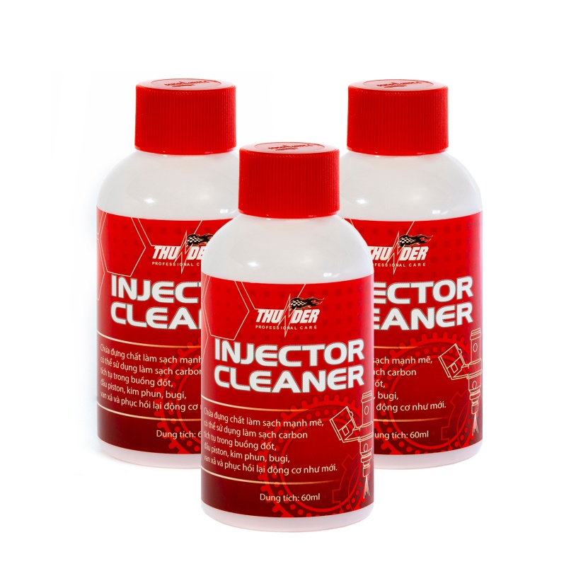 Thunder injector cleaner - Phụ gia xăng xe máy